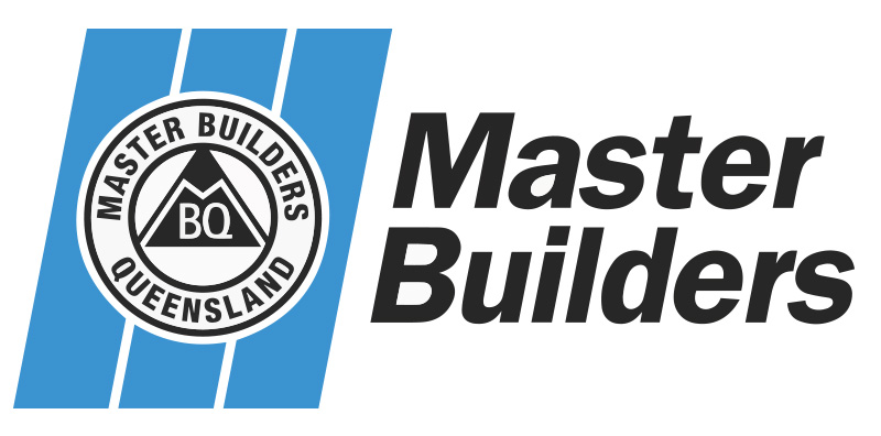 Proud members of the Master Builders Association of QLD